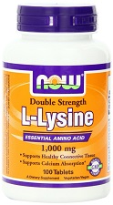 Lysine Supplement